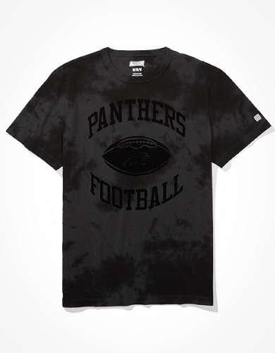 Tailgate Men's Carolina Panthers Tonal Dye T-Shirt