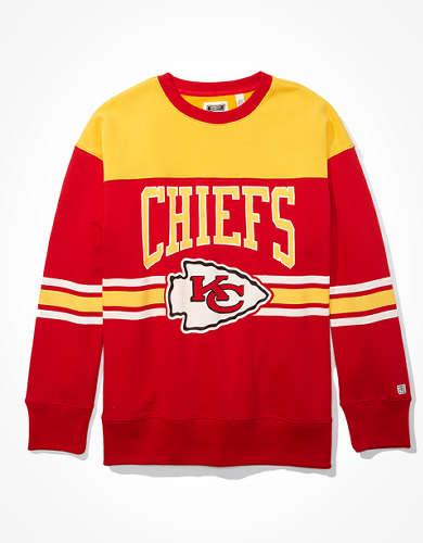 Tailgate Men's Kansas City Chiefs Crew Neck Sweatshirt