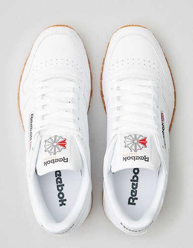 Reebok Men's Classic Leather Sneaker