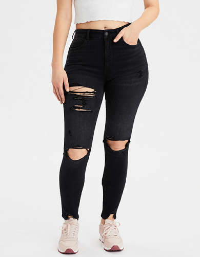 The Dream Jean Curvy Super High-Waisted Jegging