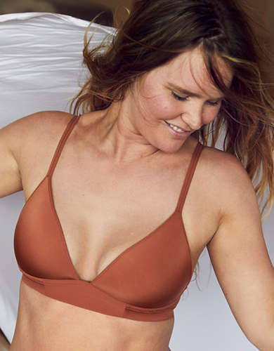 Aerie Real Me Wireless Lightly Lined Bra