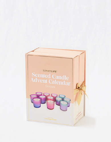 Sunnylife Candle Advent Calendar