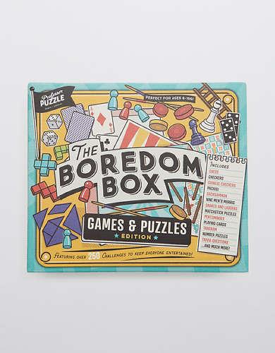 Indoor Boredom Busting Box