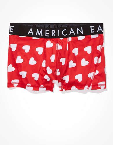 """AEO Hearts 3""""Flex Trunk Underwear"""