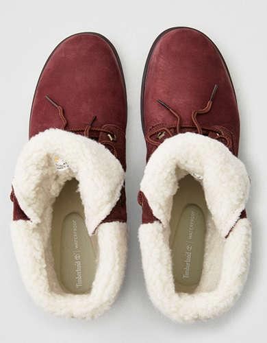 Timberland Jayne Fleece Fold Down Boot