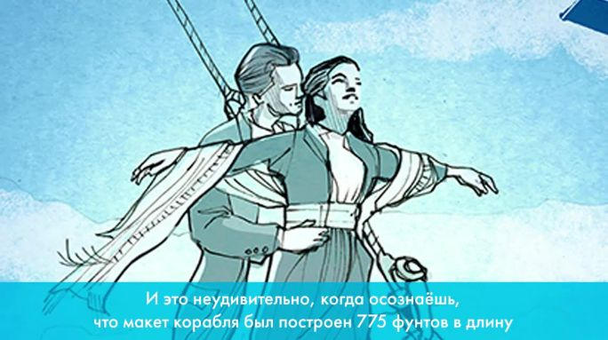 Производство фильма «Титаник»