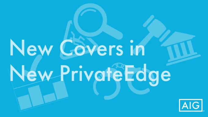 New Covers in New PrivateEdge