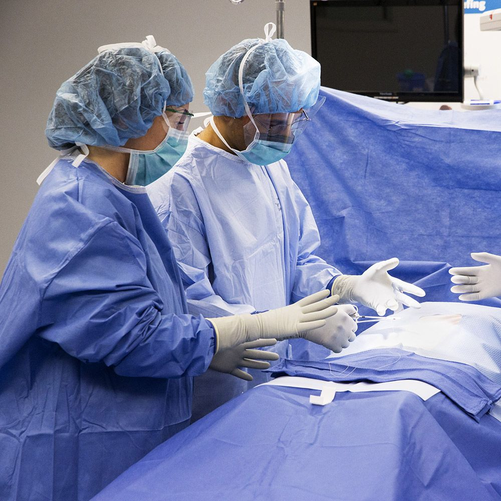 Cardinal Health™ Surgical Drapes and Gowns