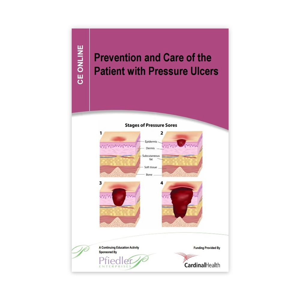 prevention and care of pressure ulcers essay The history of pressure ulcer guidelines janet cuddigan,  ulcer care 4 managing bacterial  • prevention of pressure ulcers.