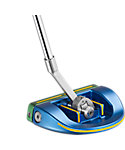 Brainstorm Golf Happy Mallet Putter