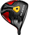 Cobra Fly-Z+ Driver - Red