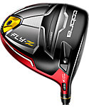 Cobra Fly-Z Driver - Red