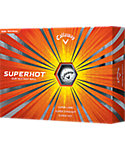 Callaway Super Hot Golf Balls - 12 Pack