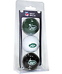 Team Golf NFL New York Jets Golf Balls - 3 Pack