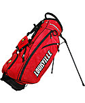 Team Golf Louisville Cardinals Stand Bag