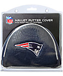 Team Golf New England Patriots NFL Mallet Putter Cover