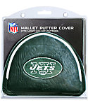 Team Golf New York Jets NFL Mallet Putter Cover