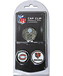 Team Golf Chicago Bears Cap Clip