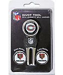 Team Golf Chicago Bears Divot Tool