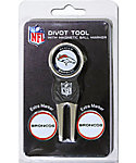 Team Golf Denver Broncos NFL Divot Tool