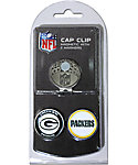Team Golf Green Bay Packers Cap Clip
