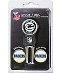 Team Golf Green Bay Packers NFL Divot Tool