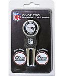 Team Golf New England Patriots Divot Tool