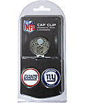 Team Golf New York Giants Cap Clip