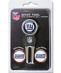 Team Golf New York Giants NFL Divot Tool