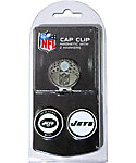 Team Golf New York Jets Cap Clip