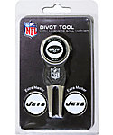 Team Golf New York Jets Divot Tool