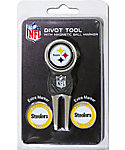 Team Golf Pittsburgh Steelers NFL Divot Tool