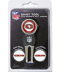 Team Golf San Francisco 49ers NFL Divot Tool
