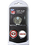 Team Golf San Francisco 49ers Cap Clip