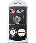 Team Golf Washington Redskins Cap Clip