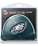 Team Golf Philadelphia Eagles NFL Mallet Putter Cover