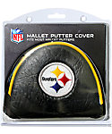 Team Golf Pittsburgh Steelers Mallet Putter Cover