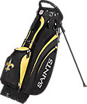 Wilson New Orleans Saints NFL Stand Bag