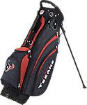 Wilson Houston Texans NFL Stand Bag