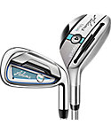 Adams Golf Women's Blue Hybrids/Irons - Graphite