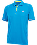 adidas climachill Shoulder Print Polo