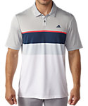 adidas climacool Engineered Stripe Polo