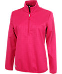 adidas Advantage Women's Long Sleeve 1/2-Zip Wind Fleece