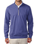 Ashworth Slub French Terry 1/2-Zip Pullover
