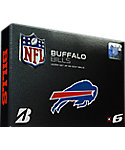 Bridgestone e6 NFL Buffalo Bills Golf Balls - 12 Pack
