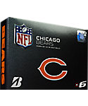 Bridgestone e6 NFL Chicago Bears Golf Balls - 12 Pack