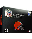Bridgestone e6 NFL Cleveland Browns Golf Balls - 12 Pack