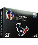 Bridgestone e6 NFL Houston Texans Golf Balls - 12 Pack