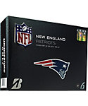 Bridgestone e6 NFL New England Patriots Golf Balls - 12 Pack