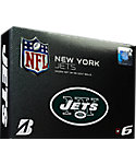 Bridgestone e6 NFL New York Jets Golf Balls - 12 Pack